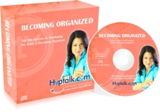 Becoming Organized Hypnosis