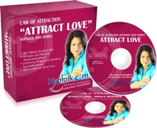 Law of Attraction to Attract Love Hypnosis DVD