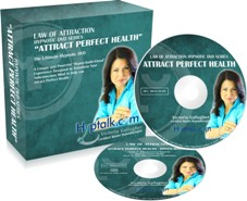 Law of Attraction to Attract Perfect Health Hypnosis DVD