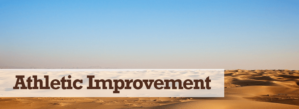 Athletic Improvement