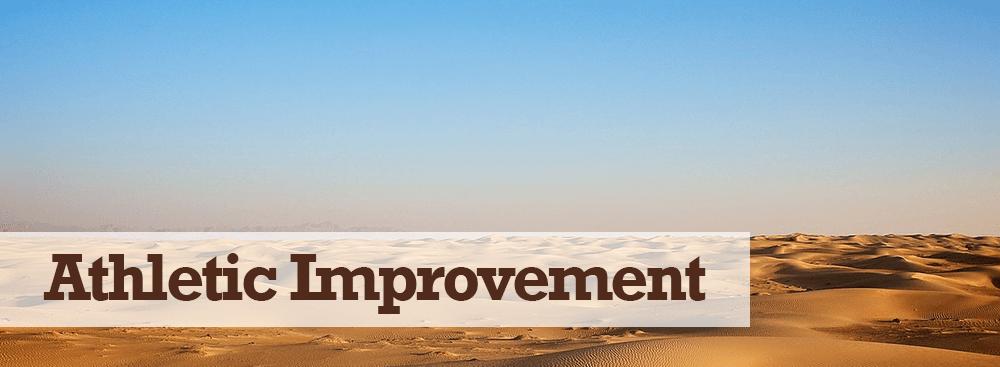 Athletic Improvement