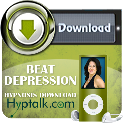 Beat-depression-with-self-hypnosis