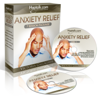 Anxiety Relief - CDs