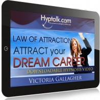 Law of Attraction - Attract Your Dream Career - Downloadable MP4