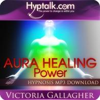 Aura Healing Power