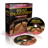 Breast Enlargement - CDs