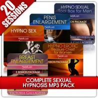Complete Sexual Hypnosis Download Bundle
