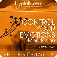 Control Your Emotions Meditation