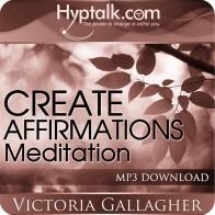 Create Affirmations Meditation