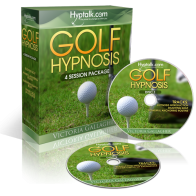 Golf Hypnosis CD