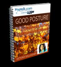Good Posture Script