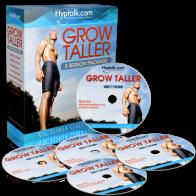 Grow Taller - CDs
