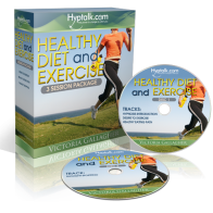 Healthy Diet and Exercise - CD