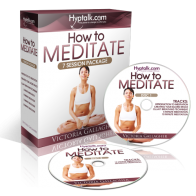 How to Meditate CD