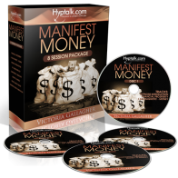 Manifest Money - CDs