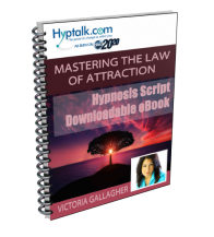 Mastering the Law of Attraction Script