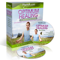 Optimum Healing - CDs