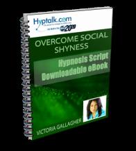 Overcome Social Shyness Script
