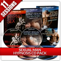 Sexual Hypnosis Man CD Bundle