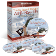 The Six Laws of Winning in Life - CDs