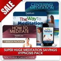 Super Huge Meditation Savings Bundle
