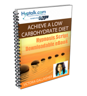 Achieve a Low Carbohydrate Diet Script