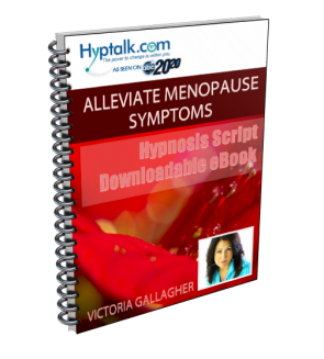 Alleviate Menopause Symptoms Script