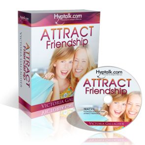 Attract Friendship - CD