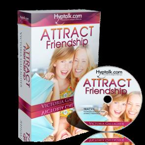 Attract Friendship - CD