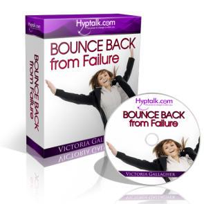 Bounce Back from Failure - CD