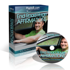 End Road Rage Affirmation CD