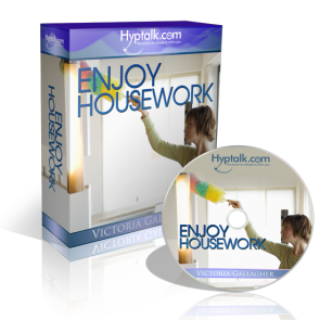 Enjoy Housework - CD