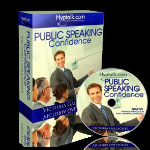 Public Speaking Confidence - CD