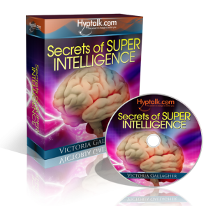 Secrets of Super Intelligence - CD