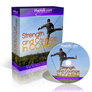 Strength and Courage in Combat - CD