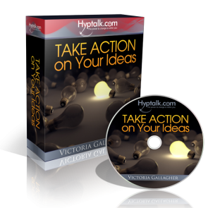 Take Action on Your Ideas - CD