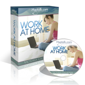Work At Home - CD