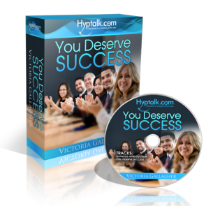 You Deserve Success -  CD