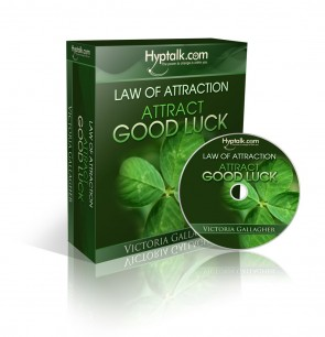 Attract Good Luck - DVD