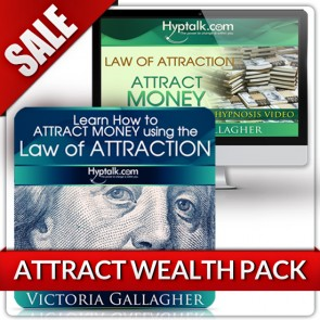 Attract Wealth Hypnosis Bundle