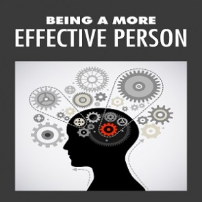 Being a More Effective Person eBook
