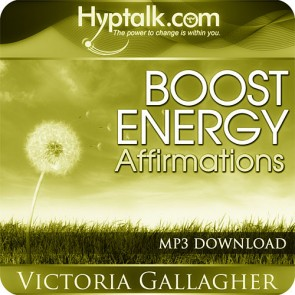 Boost Energy Affirmations