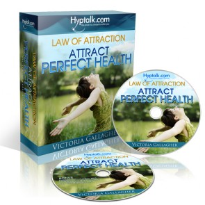 Attract Perfect Health - DVD