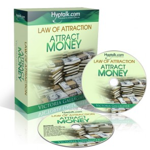 Attract Money - DVD