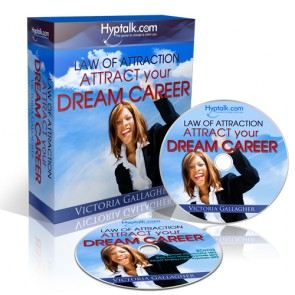 Law of Attraction - Attract Your Dream Career -  Hypnosis DVD