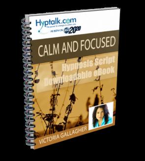 Calm and Focused Script