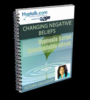 Changing Negative Beliefs Script