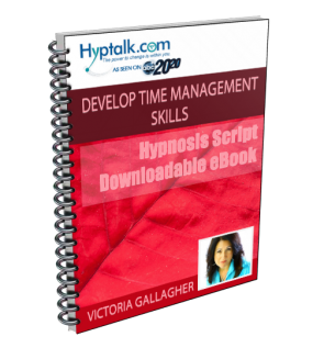 Develop Time Management Skills Script