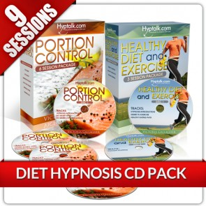 Diet Hypnosis CD Bundle