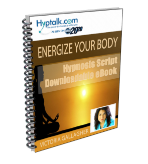 Energize Your Body Script